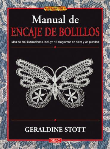 Manual de encaje de bolillos - Stott, Geraldine
