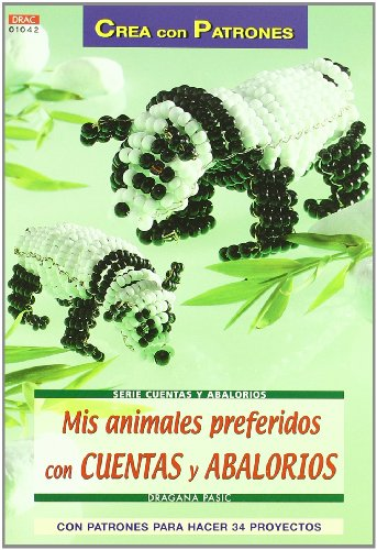 9788496777903: Mis Animales Preferidos con Cuentas y Abalorios