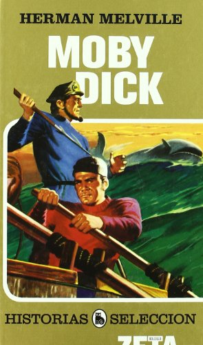 Moby Dick: Melville, Herman (1819-1891)
