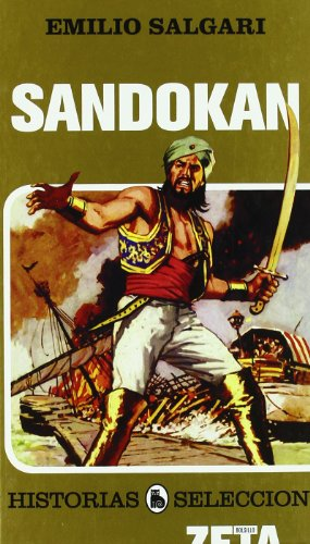 Sandokan (Paperback): Emilio Salgari