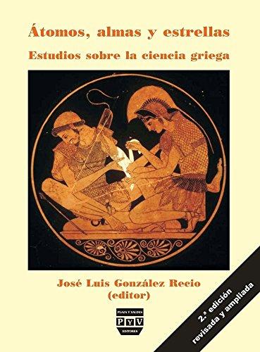 9788496780231: Átomos, almas y estrellas (Spanish Edition)