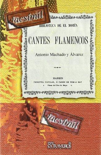 Cantes flamencos (Spanish Edition) - Antonio Machado Alvarez