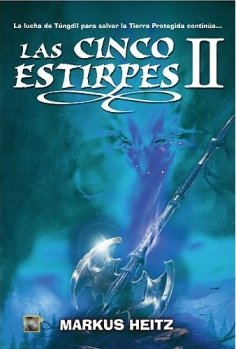 9788496791169: Cinco estirpes II (Junior - Juvenil (roca))