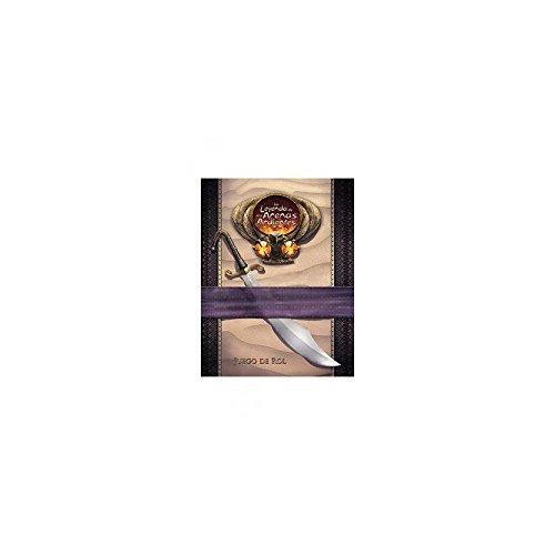 9788496802179: Edge - Légende des 5 Anneaux : Légendes des Terres Brûlées
