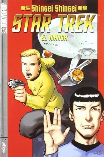 9788496802247: Star trek - el manga