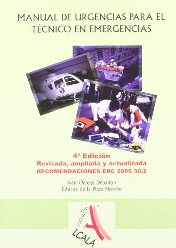 Manual De Urgencias Para El Técnico En Emergencias