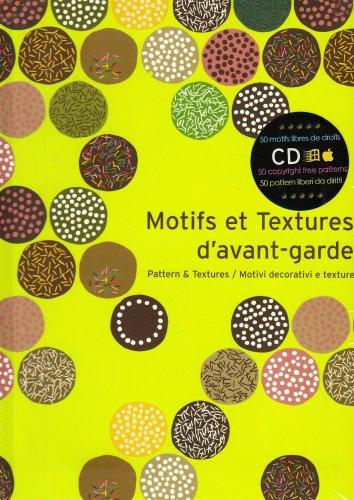 9788496805194: Motifs et Textures d'avant-garde (1Cédérom)