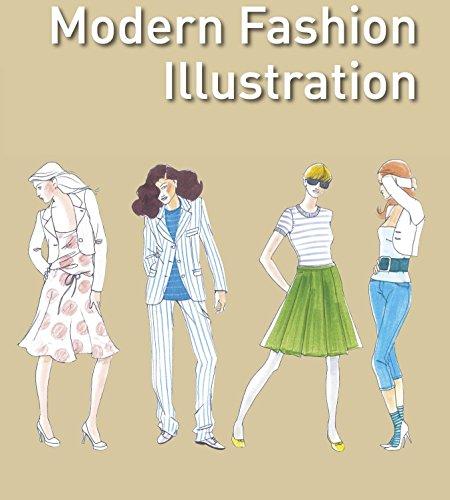 9788496805309: Modern fashion illustration