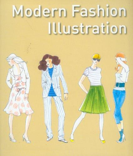Modern Fashion Illustration - Lafuente Moll�n, Maite / Navarro Arbe, Javier / Navarro Royo, Juanjo