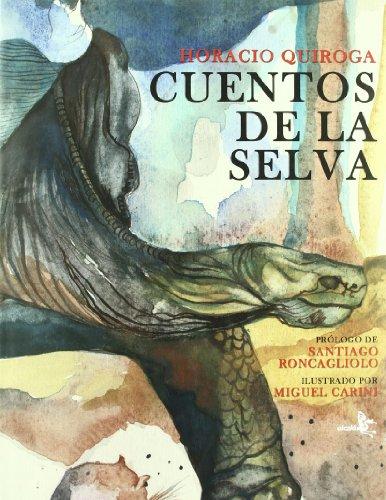 9788496806665: Cuentos de la selva (Spanish Edition)