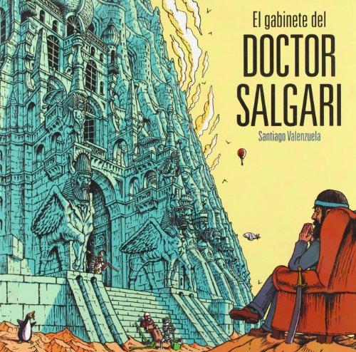 9788496815261: El gabinete del doctor Salgari (Spanish Edition)