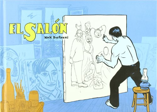 El salon - Nick Bertozzi