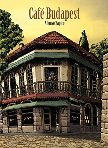 9788496815629: Cafe Budapest (Spanish Edition)