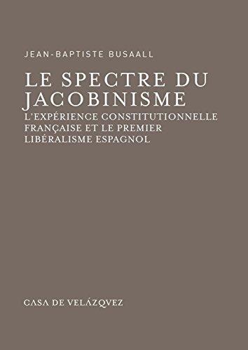 Le spectre du Jacobinisme: Busaall, Jean-Baptiste