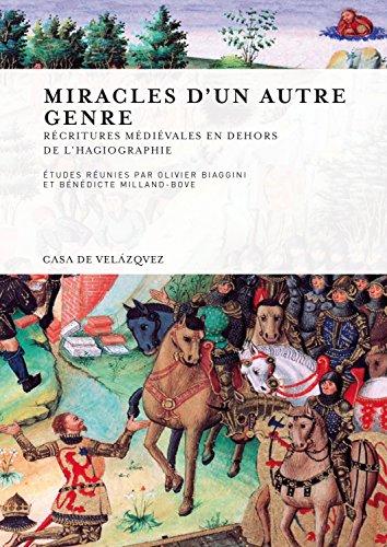 Miracles D Un Autre Genre (French Edition): Olivier Biaggini