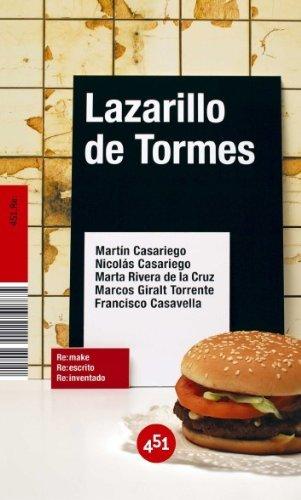 Lazarillo de Tormes (451 Re:) (Spanish Edition): Martin Casariego Cordoba,