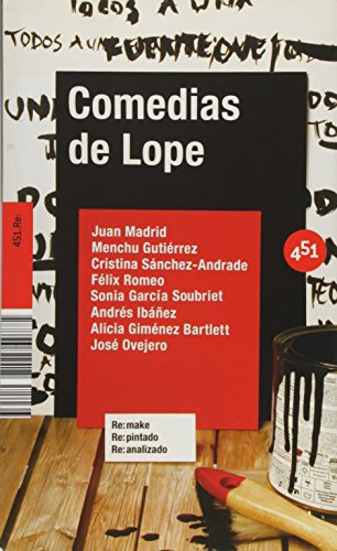 Comedias de Lope: Juan Madrid Menchu