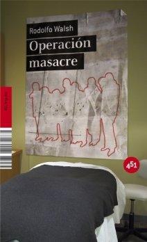 9788496822511: Operacion masacre (Spanish Edition)