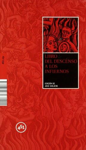 9788496822870: Libro del descenso a los infiernos (Spanish Edition)