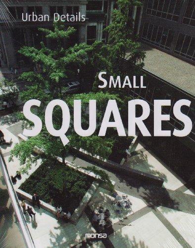 9788496823396: Mini plazas (Urban Details)