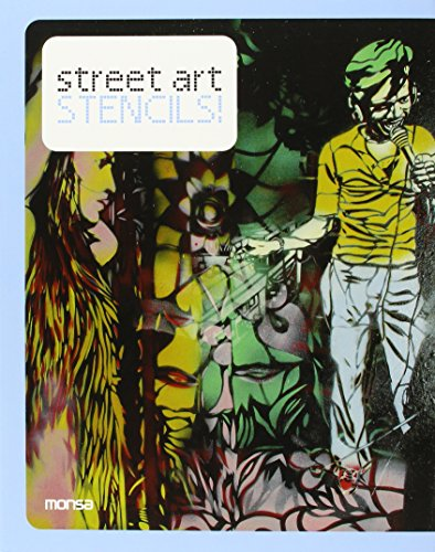 9788496823532: Street art stencils