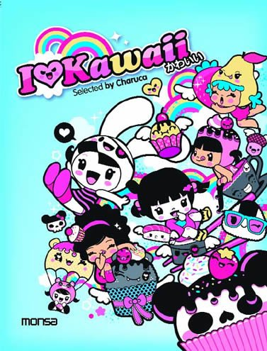 9788496823549: I Love Kawaii