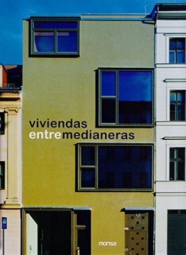 9788496823587: Viviendas entremedianeras