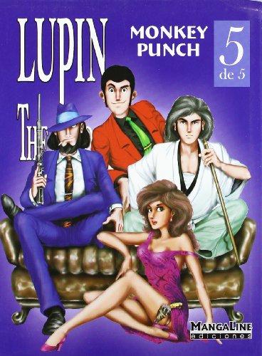 9788496825512: Lupin III Vol.05