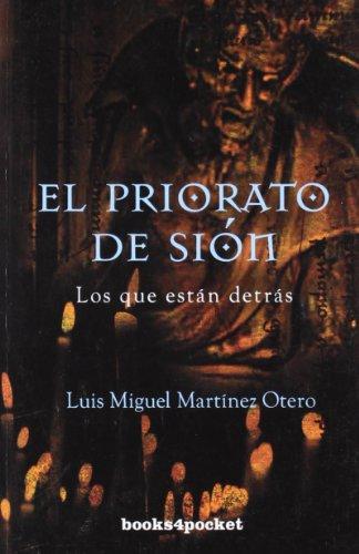 EL PRIORATO DE SION: MARTINEZ OTERO, L.M.