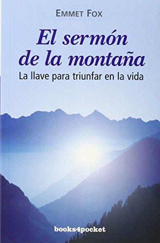 9788496829220: Sermón de la montaña, El (Books4pocket Crecimiento y Salud) (Spanish Edition)