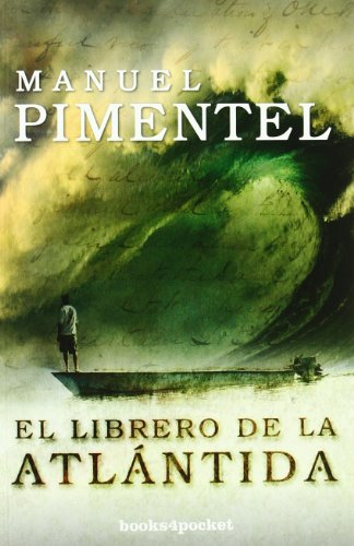 9788496829534: El librero de la Atlántida (Narrativa (books 4 Pocket))