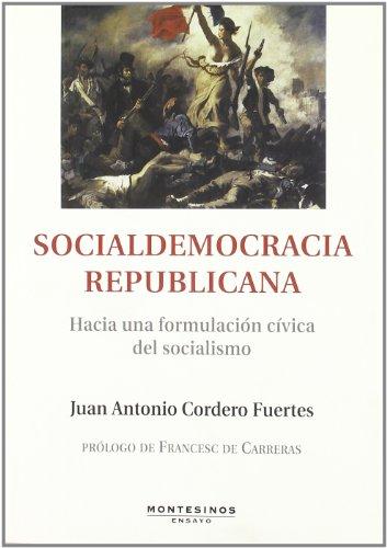 SOCIALDEMOCRACIA REPUBLICANA - CORDERO FUERTES, Juan Antonio