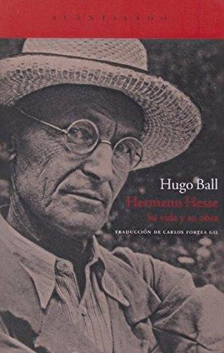 9788496834545: Hermann Hesse: Su vida y su obra (El Acantilado)