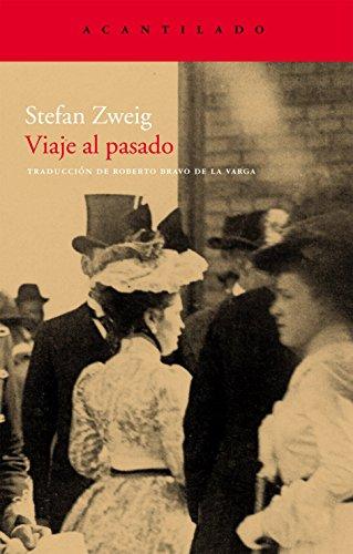 9788496834996: Viaje al pasado (Cuadernos del Acantilado)