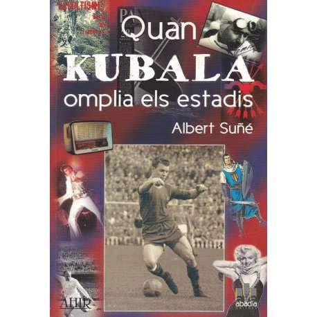 Quan Kubala omplia els estadis: Suñé i Ysamat,