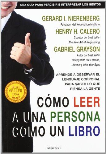 9788496851672: Como leer a una persona como un libro