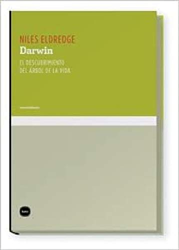 DARWIN (Spanish Edition) (8496859517) by Niles Eldredge