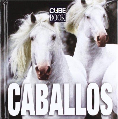 9788496865310: Caballos (CUBE BOOK)