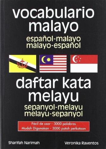9788496865440: Vocabulario Malayo (IDIOMAS)