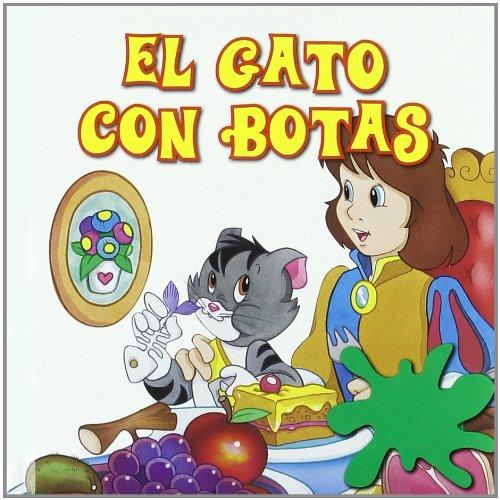 9788496865488: GATO CON BOTAS (LIBROS INFANTILES)