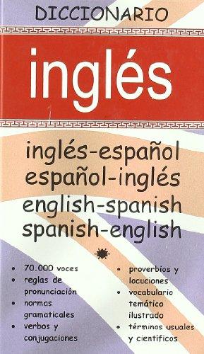 9788496865853: DICCIONARIO INGLES-ESPAÑOL / ESPAÑOL-INGLES (Spanish Edition)