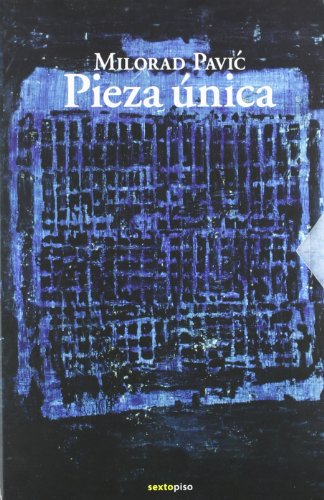 9788496867055: Pieza única (Narrativa Sexto Piso) (Spanish Edition)