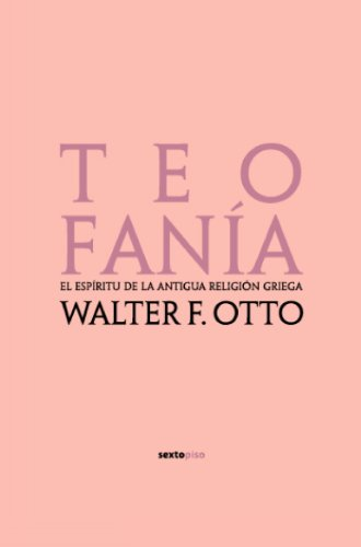 9788496867079: Teofania (Ensayo Sexto Piso)