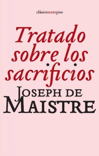 9788496867499: Tratado sobre los sacrificios (Clásicos Sexto Piso) (Spanish Edition)