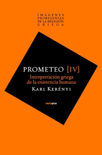 9788496867826: Prometeo (Ensayo Sexto Piso)