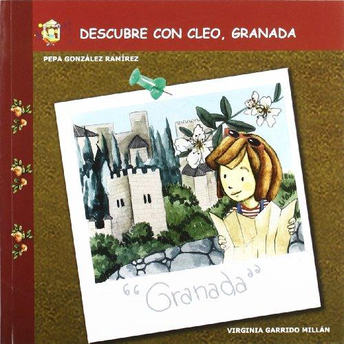 9788496870000: DESCUBRE CON CLEO GRANADA