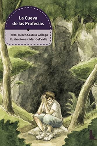 9788496870802: La cueva de las profecías (Suricatos)