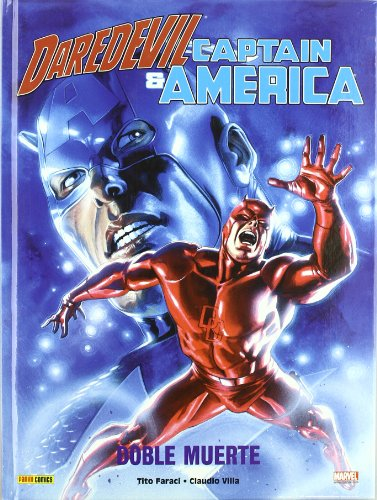9788496871328: DAREDEVIL CAPITAN AMERICA-DOBLE MUE