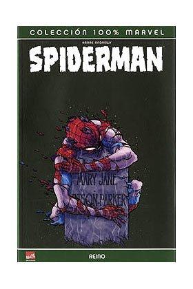 SPIDERMAN: REINO MARVEL MAX (849687141X) by KAARE ANDREWS