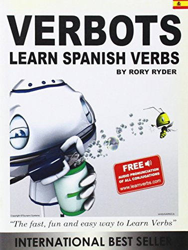 9788496873223: Verbots: Learn Spanish Verbs